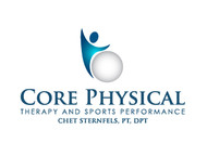 Core Physical Therapy and Sports Performance Logo - Entry #54
