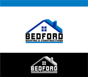 Bedford Roofing and Construction Logo - Entry #58