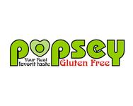 gluten free popsey  Logo - Entry #162