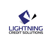 Lightning Credit Solutions Logo - Entry #24