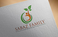 Sabaz Family Chiropractic or Sabaz Chiropractic Logo - Entry #188