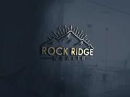 Rock Ridge Wealth Logo - Entry #437