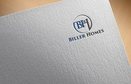 Biller Homes Logo - Entry #53