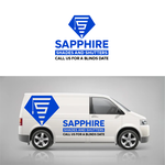 Sapphire Shades and Shutters Logo - Entry #44
