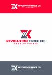 Revolution Fence Co. Logo - Entry #188