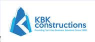 KBK constructions Logo - Entry #133