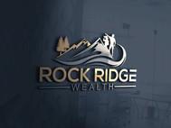 Rock Ridge Wealth Logo - Entry #286