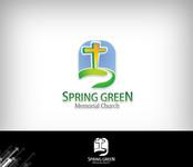 Spring Green Memorial Church Logo - Entry #72