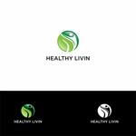 Healthy Livin Logo - Entry #498