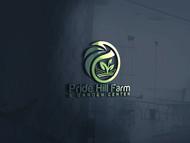 Pride Hill Farm & Garden Center Logo - Entry #14