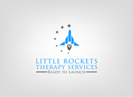 Little Rockets Therapy Services Logo - Entry #73