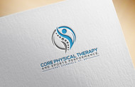 Core Physical Therapy and Sports Performance Logo - Entry #198