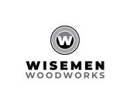 Wisemen Woodworks Logo - Entry #181