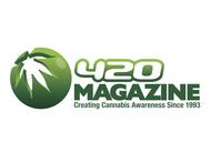 420 Magazine Logo Contest - Entry #75