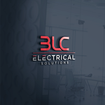BLC Electrical Solutions Logo - Entry #195