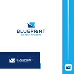 Blueprint Wealth Advisors Logo - Entry #33