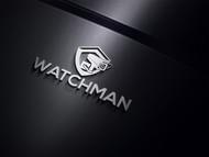 Watchman Surveillance Logo - Entry #40