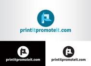 PrintItPromoteIt.com Logo - Entry #96