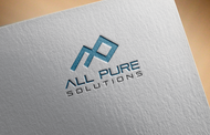 ALL PURE SOLUTIONS Logo - Entry #29