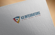 V3 Integrators Logo - Entry #239