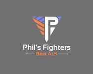 Phil's Fighters Logo - Entry #20