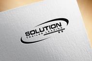 Solution Trailer Leasing Logo - Entry #315