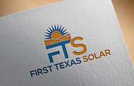 First Texas Solar Logo - Entry #105
