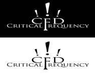 Critical Frequency Logo - Entry #36