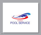 Patriot Pool Service Logo - Entry #200