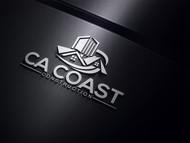 CA Coast Construction Logo - Entry #10