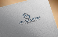 Revolution Roofing Logo - Entry #462