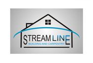 STREAMLINE building & carpentry Logo - Entry #64