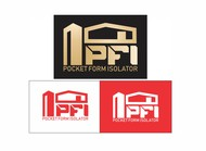 Pocket Form Isolator Logo - Entry #40