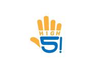 High 5! or High Five! Logo - Entry #35