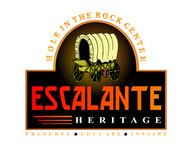 Escalante Heritage/ Hole in the Rock Center Logo - Entry #72
