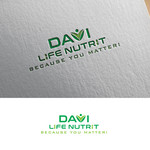 Davi Life Nutrition Logo - Entry #516