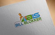 Bill Blokker Spraypainting Logo - Entry #184