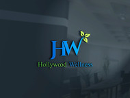 Hollywood Wellness Logo - Entry #136