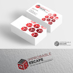 Improbable Escape Logo - Entry #111
