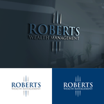 Roberts Wealth Management Logo - Entry #519