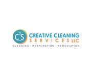 CREATIVE CLEANING SERVICES LLC Logo - Entry #55