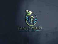 Family Wealth Partners Logo - Entry #53