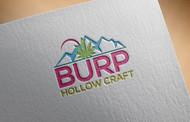Burp Hollow Craft  Logo - Entry #312