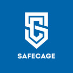 The name is SafeCage but will be seperate from the logo - Entry #17