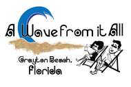 A Wave From It All Logo - Entry #42