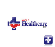 Mobile Healthcare EHR Logo - Entry #10