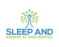Sleep and Airway at WSG Dental Logo - Entry #598