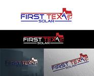 First Texas Solar Logo - Entry #121