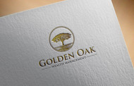 Golden Oak Wealth Management Logo - Entry #9