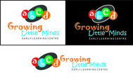 Growing Little Minds Early Learning Center or Growing Little Minds Logo - Entry #125